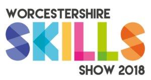 Worcestershire Skills Show 2018 logo