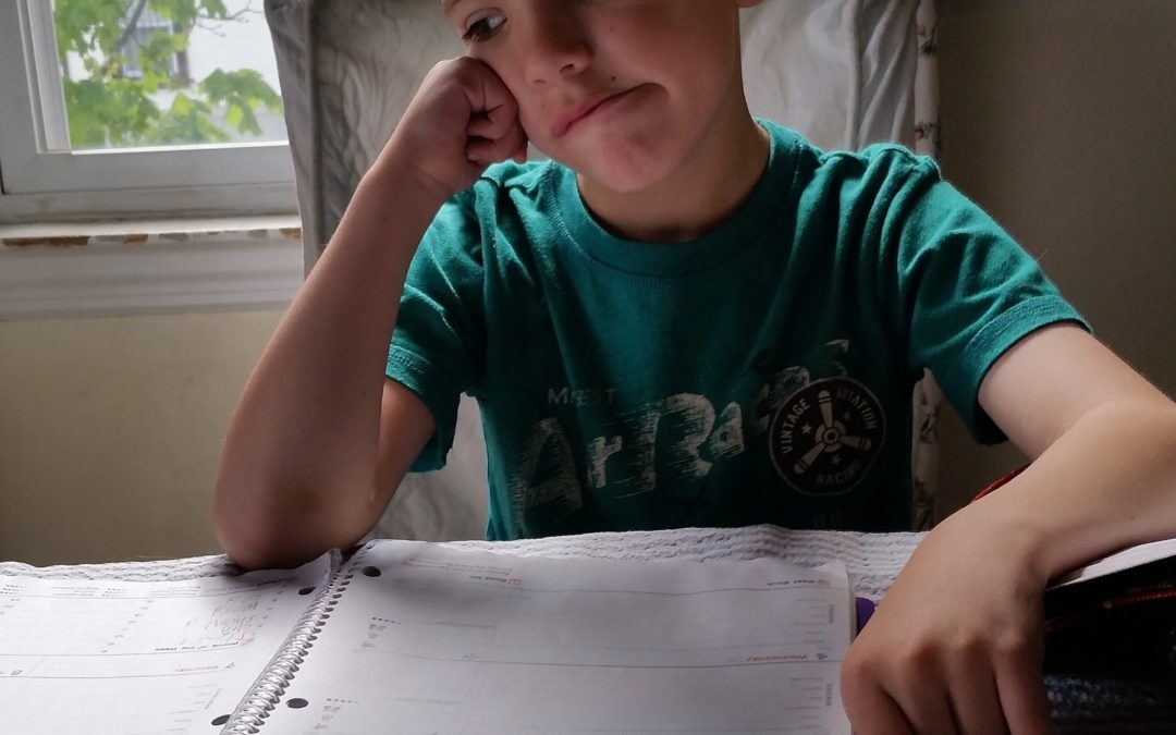 A letter to parents worried about homeschooling during the Coronavirus pandemic